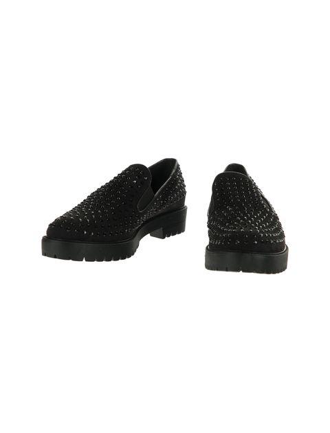 کفش تخت پارچه ای زنانه - مارتین پسکاتوره - مشکي - 3