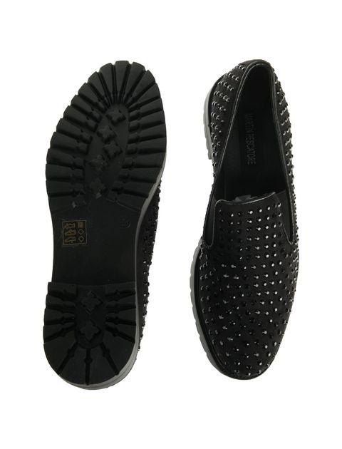 کفش تخت پارچه ای زنانه - مارتین پسکاتوره - مشکي - 5