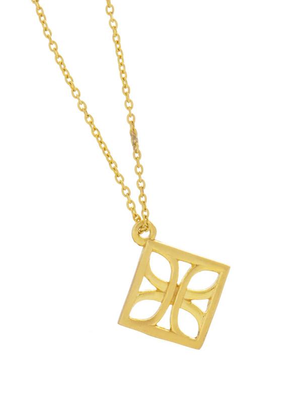 آویز ساعت طلا زنانه - تاج درسا