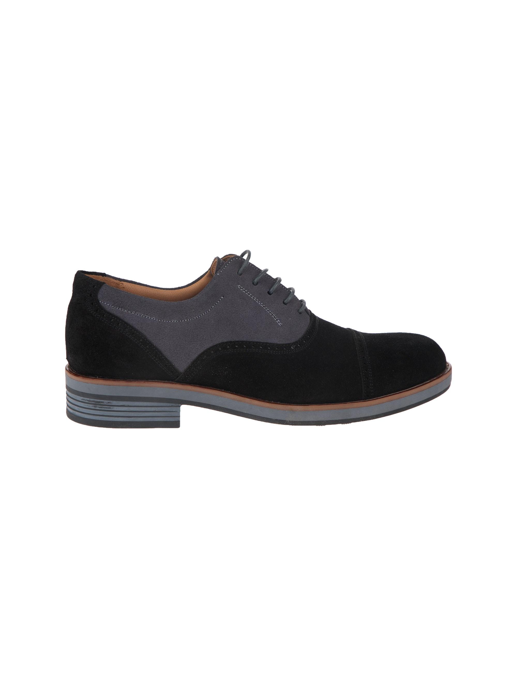 کفش اداری جیر مردانه - برتونیکس