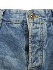 شلوار جین راسته مردانه - یوپیم - آبي روشن - 4