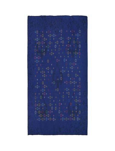روسری طرح دار زنانه - ادور