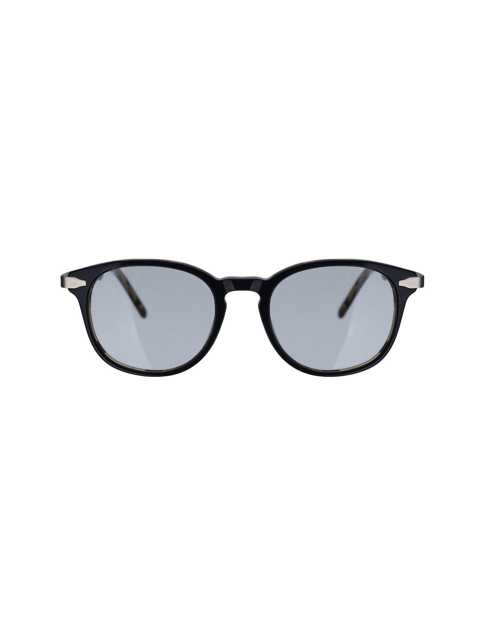 عینک طبی پنتوس مردانه - اسپاین - مشکي  - 1