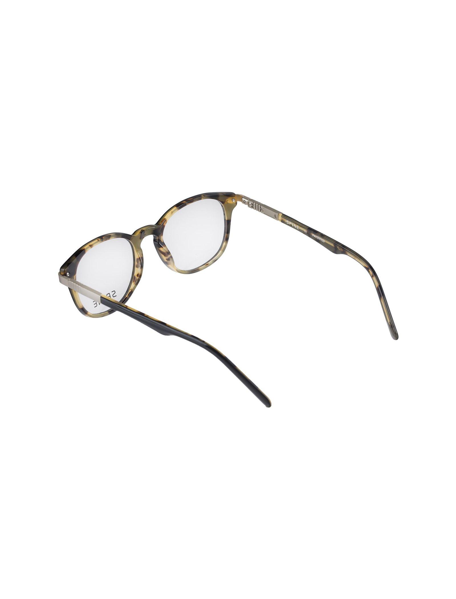 عینک طبی پنتوس مردانه - اسپاین - مشکي  - 3