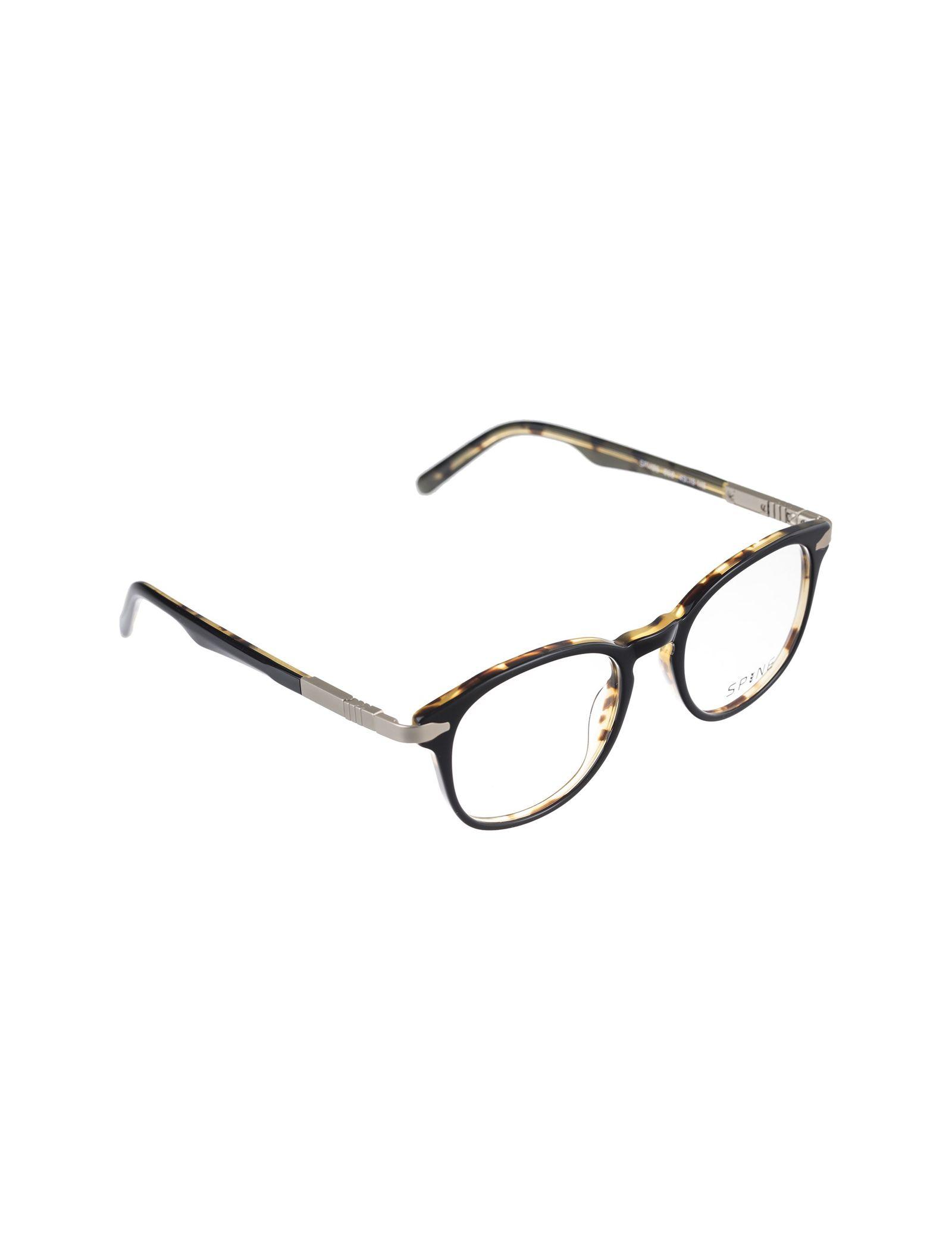 عینک طبی پنتوس مردانه - اسپاین - مشکي  - 4