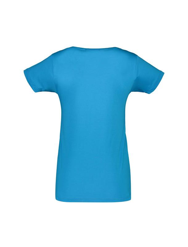 تی شرت نخی یقه گرد زنانه - آر اِن اِس