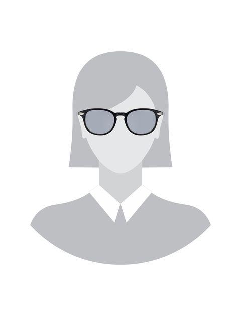 عینک طبی پنتوس مردانه - مشکي  - 5