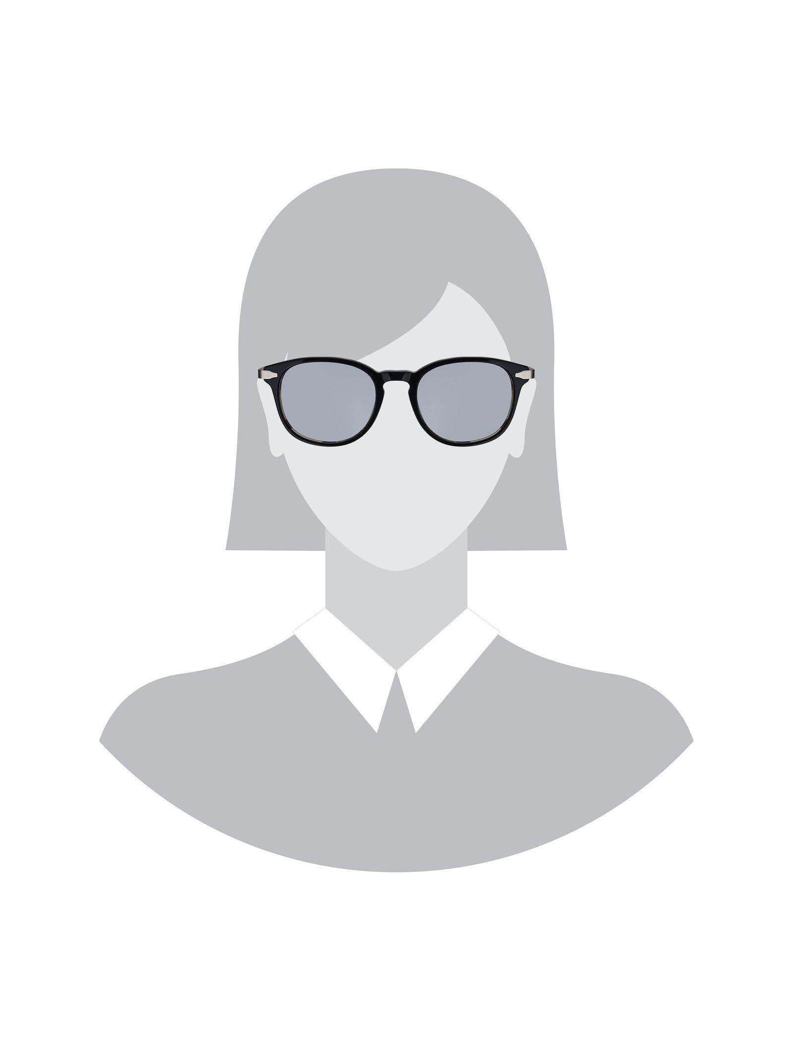 عینک طبی پنتوس مردانه - اسپاین - مشکي  - 5