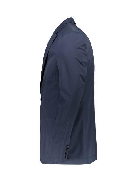 کت تک غیر رسمی نخی مردانه - سرمه اي - 2