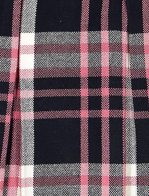 پیراهن روزمره دخترانه مدل 971 - صورتي - 3
