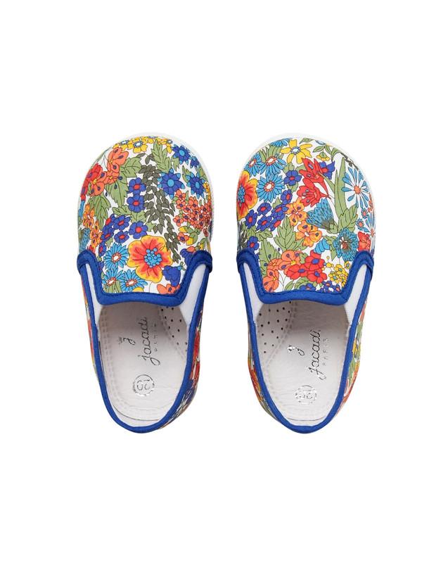 کفش تخت نوزادی دخترانه Safran