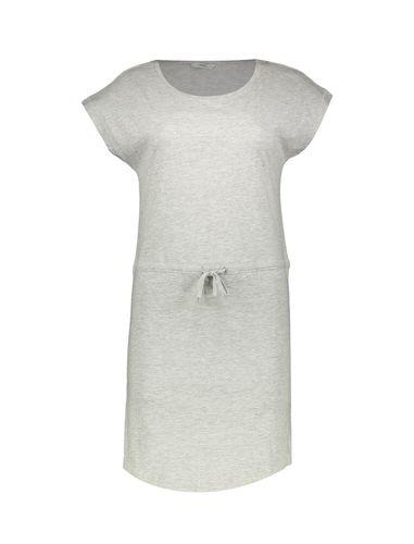 پیراهن نخی کوتاه زنانه