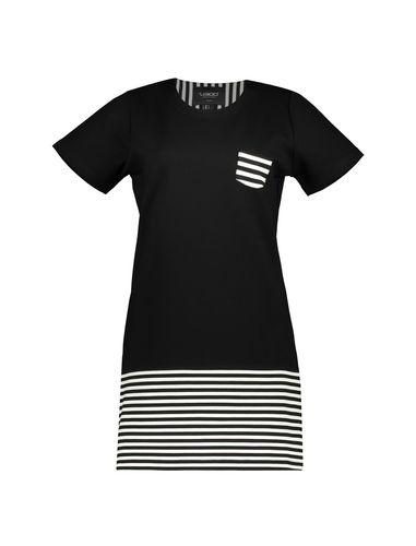 پیراهن نخی میدی زنانه - زیبو