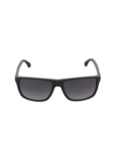 عینک آفتابی مستطیلی مردانه - امپریو آرمانی