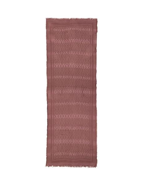 شال طرح دار زنانه - دونابل تک سایز
