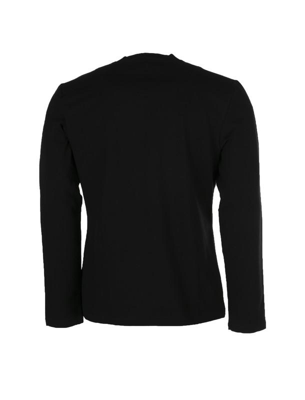 تی شرت نخی یقه هفت مردانه - جامه پوش آرا