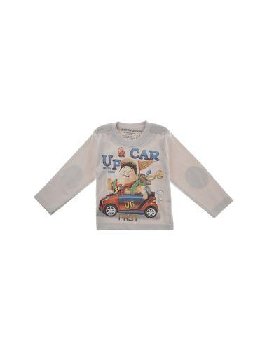 تی شرت نخی یقه گرد پسرانه - سون پون