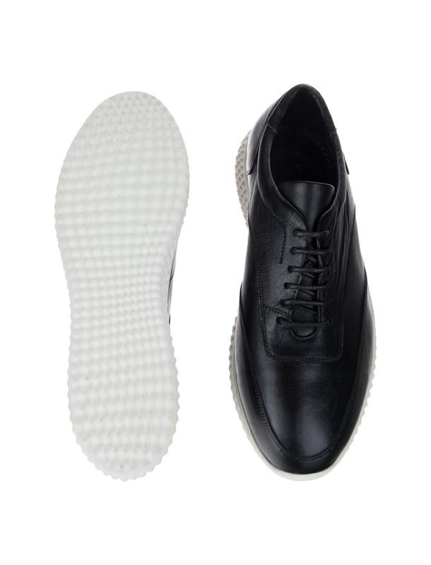 کفش راحتی چرم مردانه ken