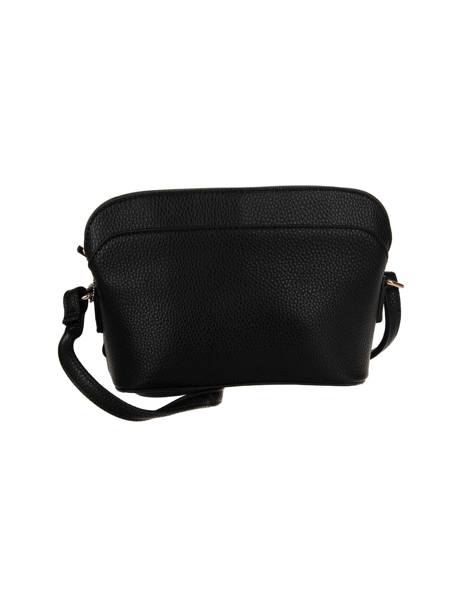 کیف دوشی روزمره زنانه - دادلین تک سایز - مشکي - 1