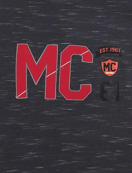 تی شرت نخی آستین بلند پسرانه MC - دودي  - 4