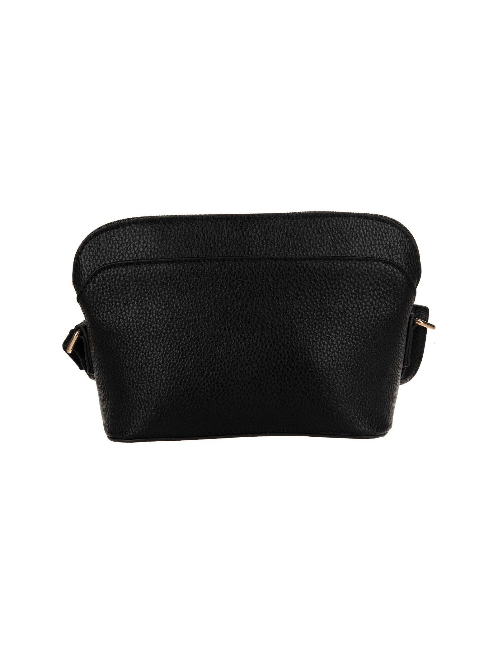 کیف دوشی روزمره زنانه - دادلین تک سایز - مشکي - 3