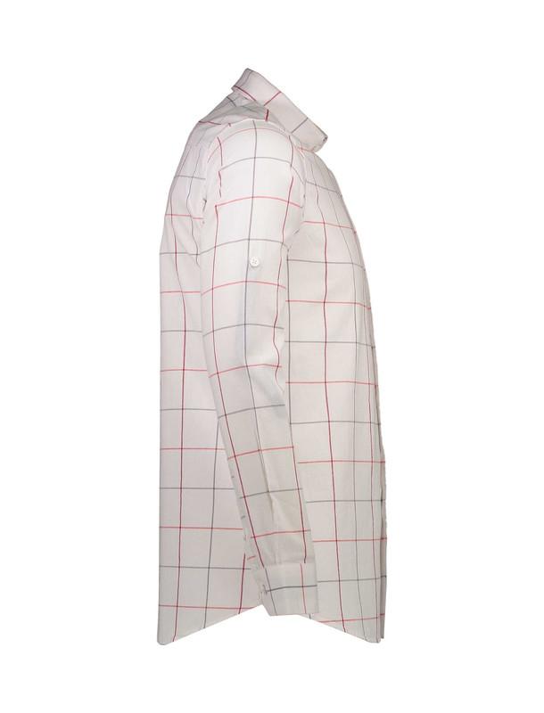 پیراهن نخی آستین بلند مردانه - رونی
