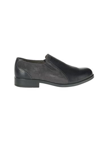 کفش راحتی چرم مردانه Lazzaro