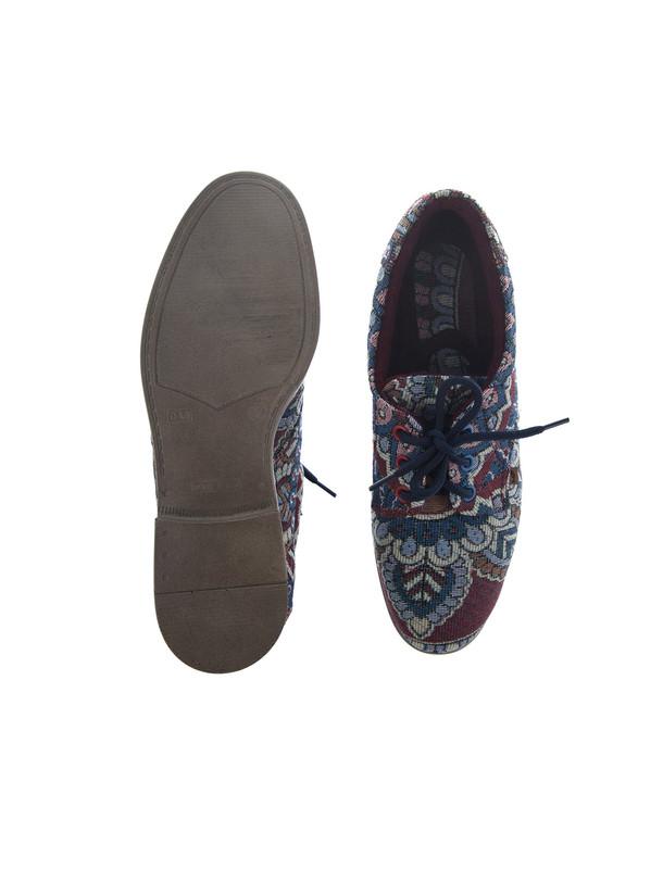 کفش تخت زنانه مدل طاووس - مینا فخارزاده