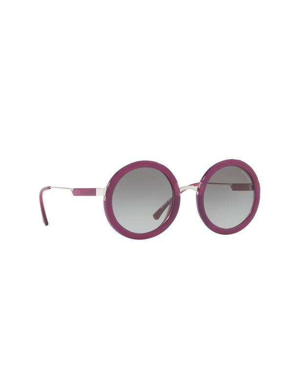 عینک آفتابی گرد زنانه - امپریو آرمانی