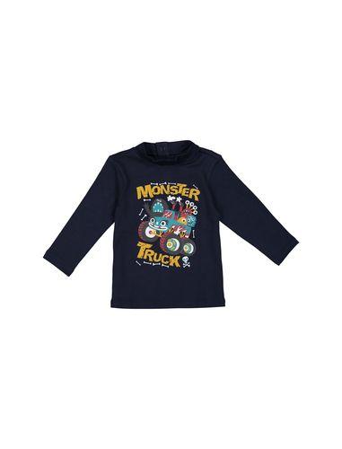 تی شرت نخی آستین بلند نوزادی پسرانه - ارکسترا
