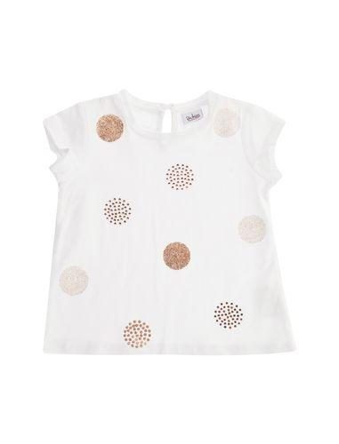 تی شرت نخی نوزادی دخترانه - بلوکیدز