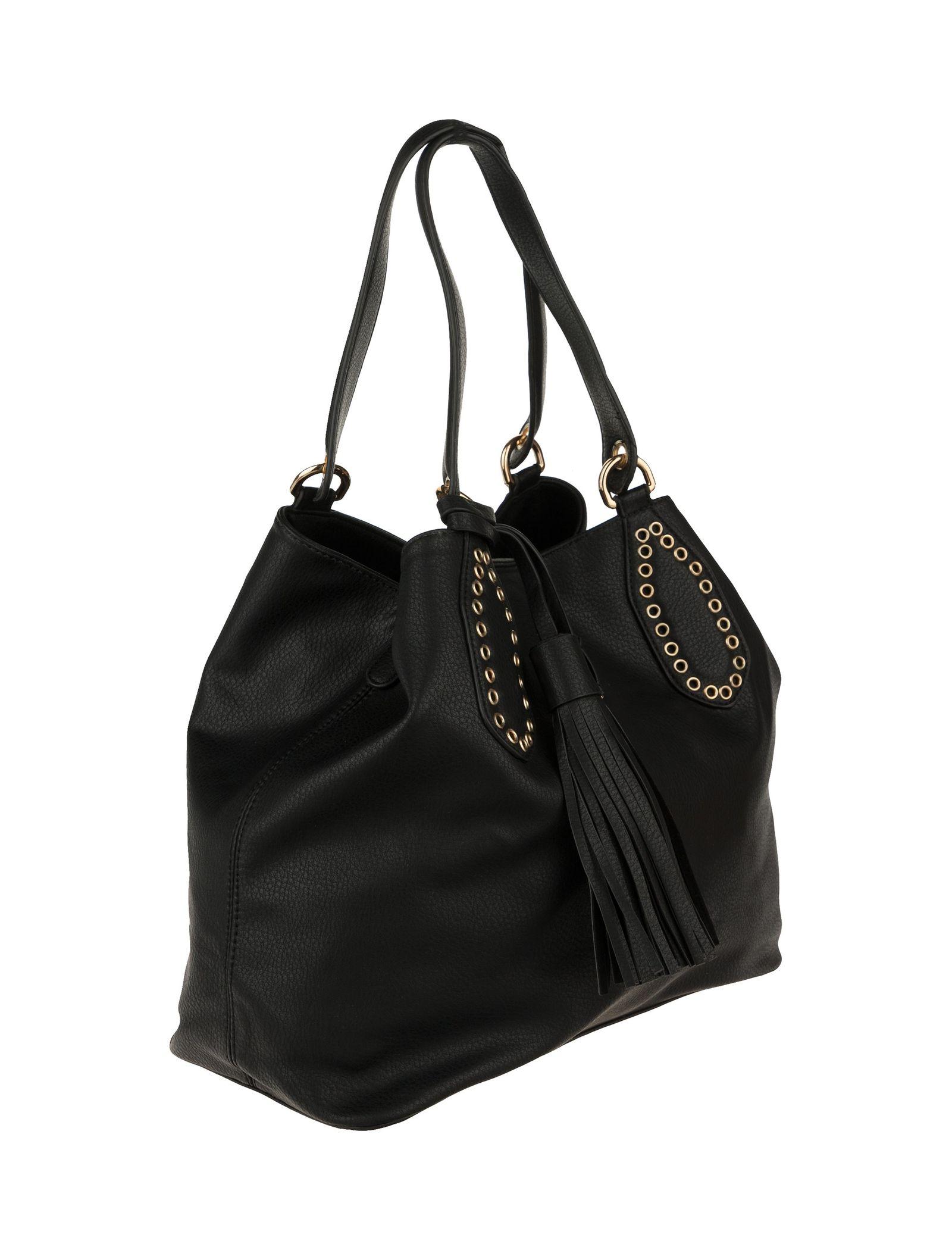 کیف دوشی روزمره زنانه - شانتال تک سایز - مشکي - 3