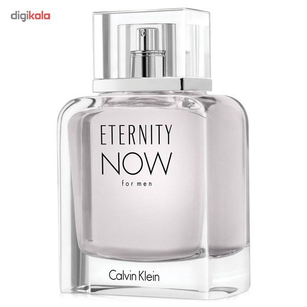 8996ac6bd ادو تویلت مردانه کلوین کلاین مدل Eternity Now حجم 100 میلی لیتر main 1 1