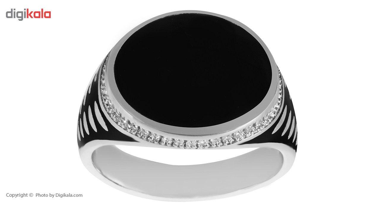 انگشتر نقره مایا مدل MSR007 -  - 1