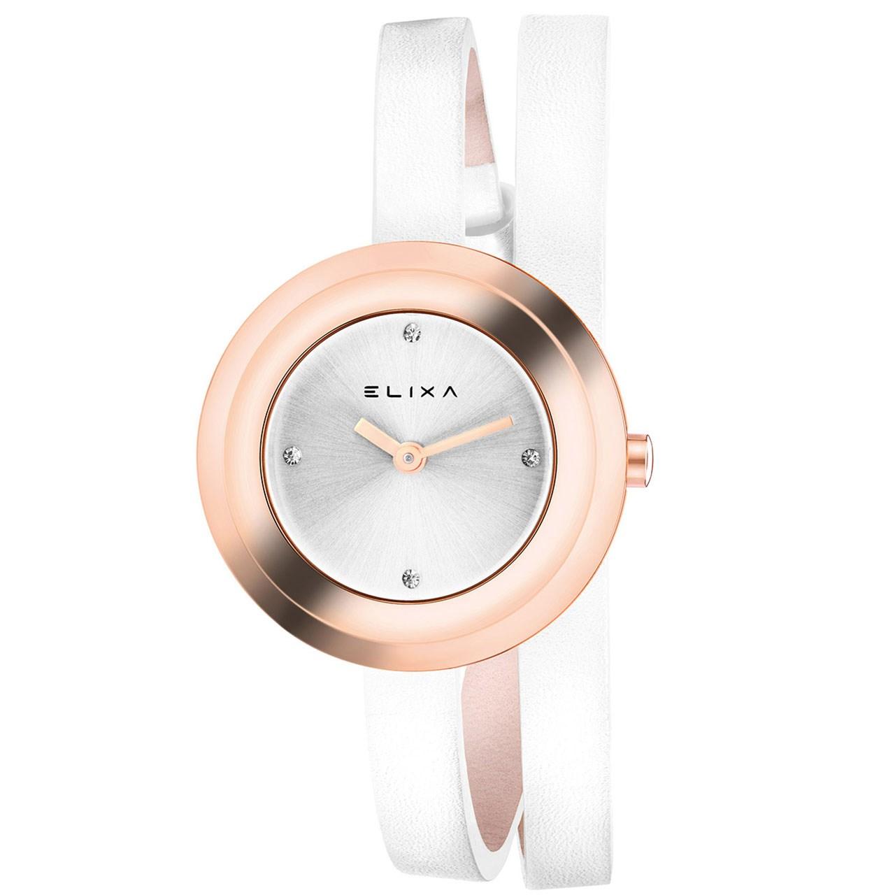 ساعت زنانه برند الیکسا مدل E092-L351