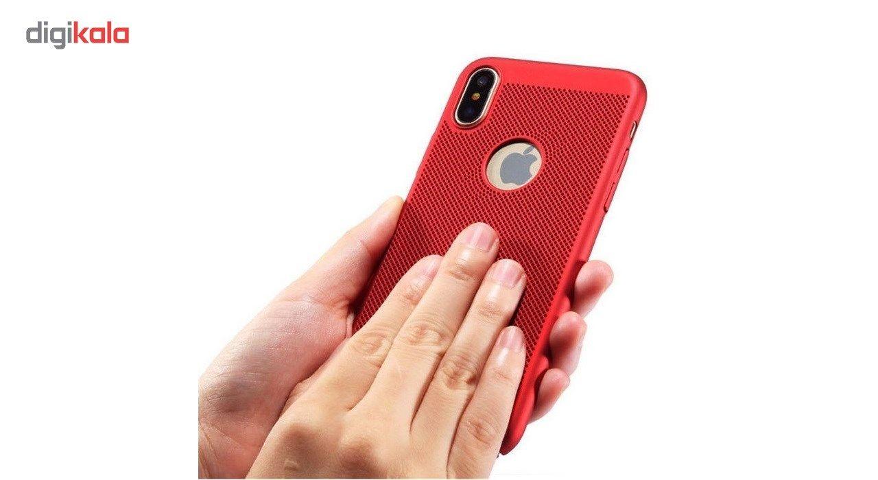 کاور آیپکی مدل Hard Mesh مناسب برای گوشی iPhone X main 1 9