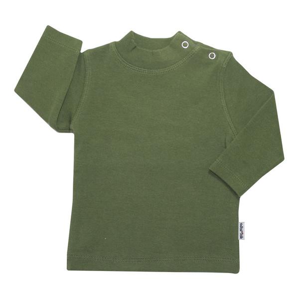 تی شرت آستین بلند آدمک کد 148401 رنگ سبز