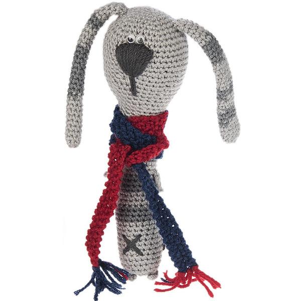 عروسک بافتنی گالری وداد طرح خرگوش