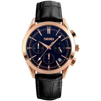 ساعت مچی عقربه ای مردانه اسکمی مدل S9127/Black