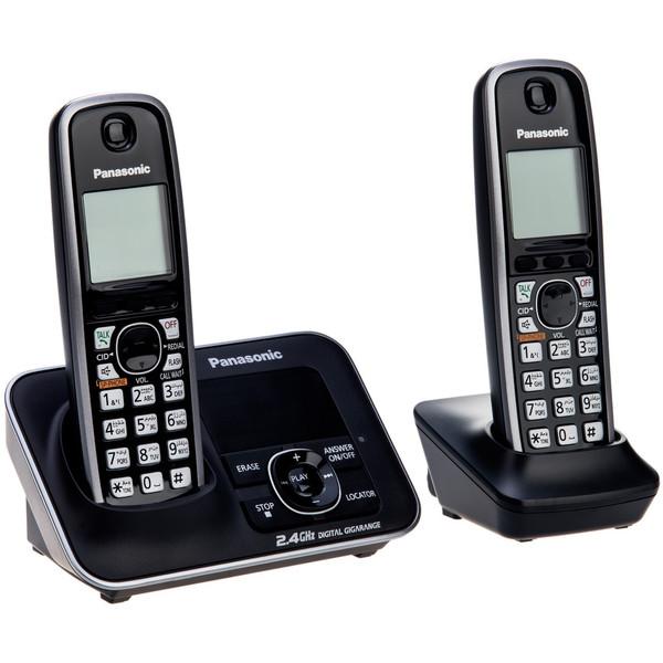 تلفن بی سیم پاناسونیک مدل KX-TG3722