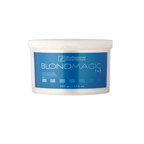 پودر دکلره سفید pcمدل blond magic حجم 500 گرم