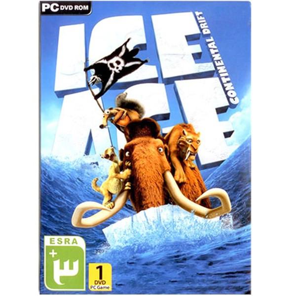 بازی عصر یخبندان، حرکت قاره ای