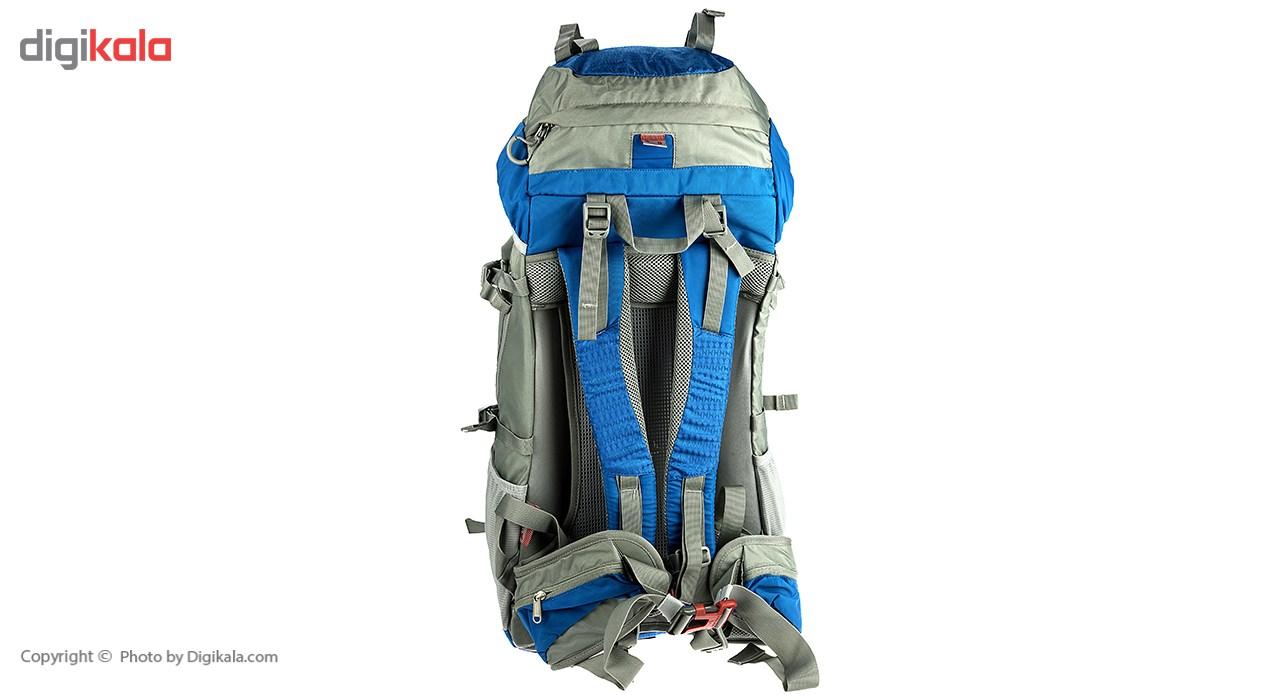 کوله پشتی کوهنوردی 55 لیتری کیپ اهد مدل Gallery
