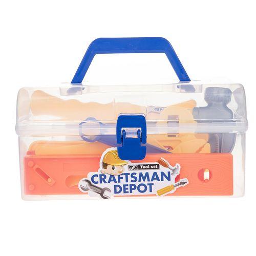 ست ابزار کودک مدل Craftsman Depot 6401-13