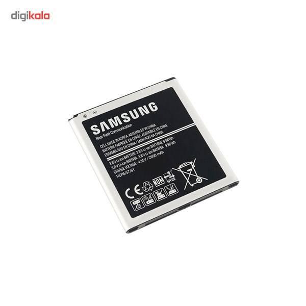 باتری موبایل مدل Galaxy Grand Prime با ظرفیت 2600mAh مناسب برای گوشی موبایل سامسونگ Galaxy Grand Prime main 1 3