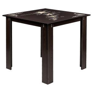 میز ناهار خوری صنایع چوب قائم کد K219 سایز 80 × 80