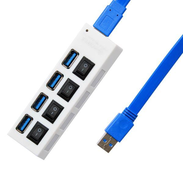 هاب USB 3.0 چهار پورت مکس تاچ مدل 01