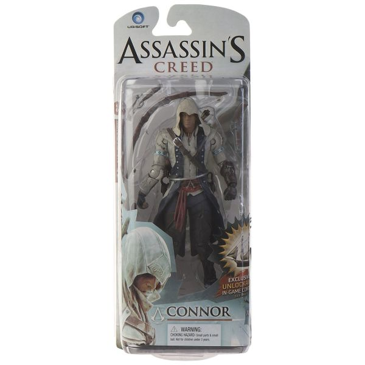 اکشن فیگور مک فارلین مدل Connor Assassins Creed