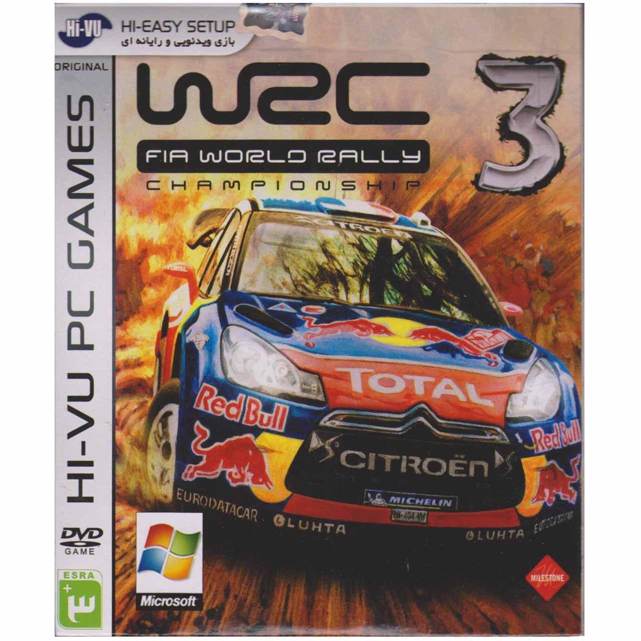 بازی WRC 3 مخصوص  PC
