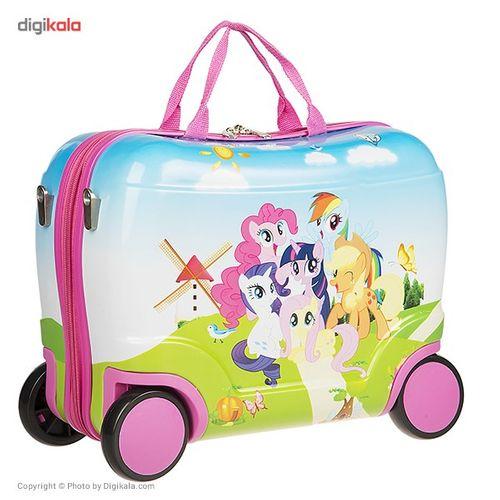 چمدان کودک مدل Pony